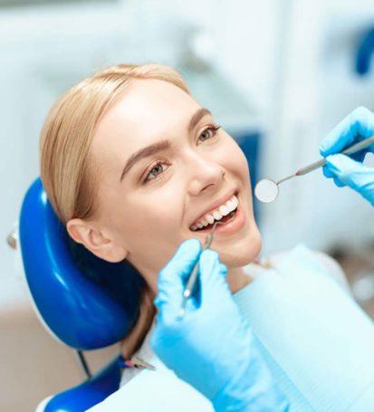 Cosmetic dentist Birmingham